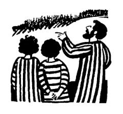 Rat & Tat: Wer eine Botschaft zu verkünden hat…