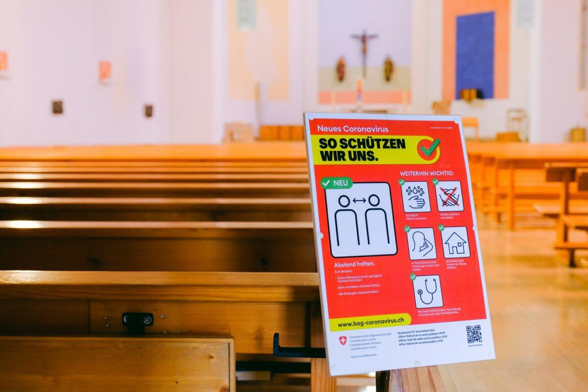 Die wichtigsten Maßnahmen, die den katholischen Gottesdienst betreffen ab Montag, dem 02. November 2020
